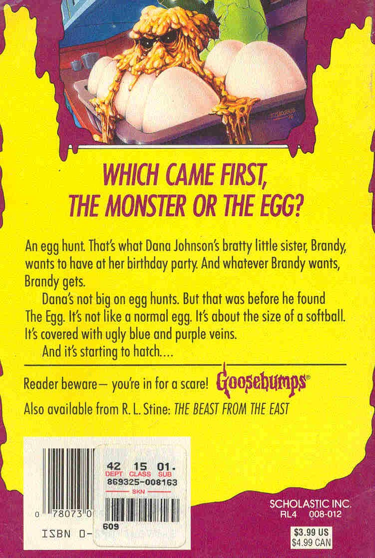 Goosebumps Monster From Mars (page 3) - Pics about space