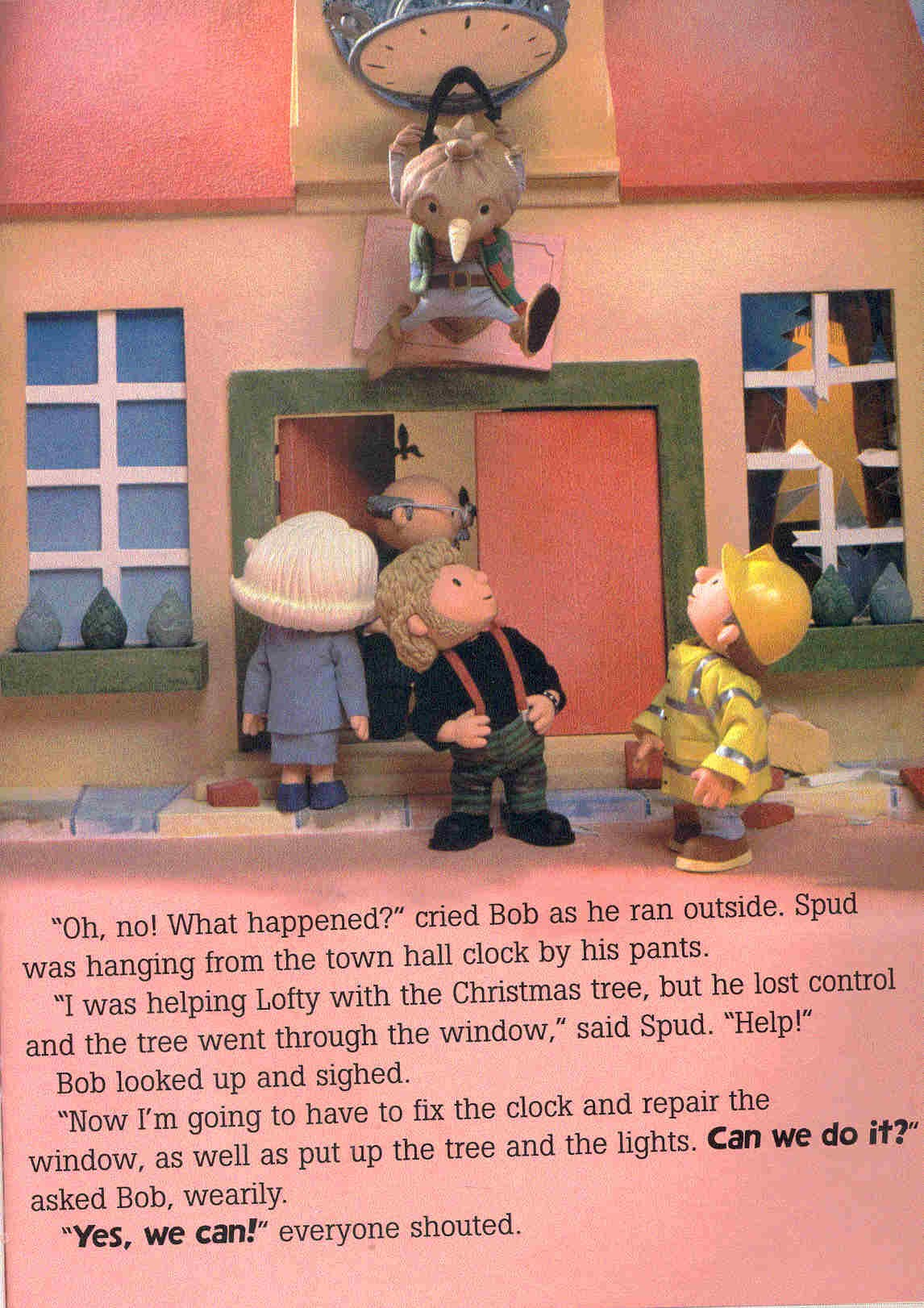 bob the builder a christmas to remember simon and schuster 2003 see larger image - Bob The Builder A Christmas To Remember