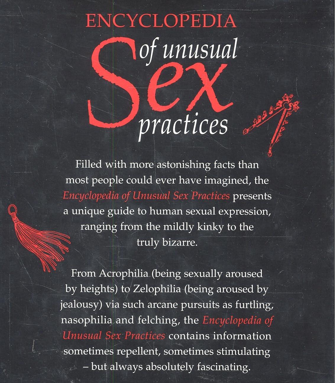 Encyclopedia Of Unusual Sex 93